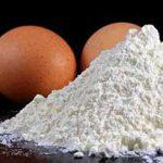 پودر سفیده تخم مرغ ایرانی