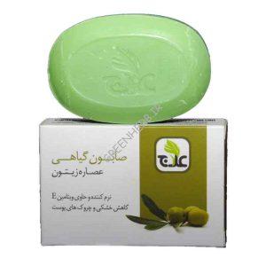 صابون زیتون علاج