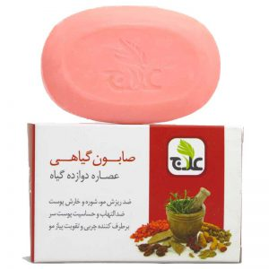 خواص صابون 12 گیاه علاج