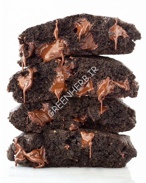 کوکی براونی گندم سیاه