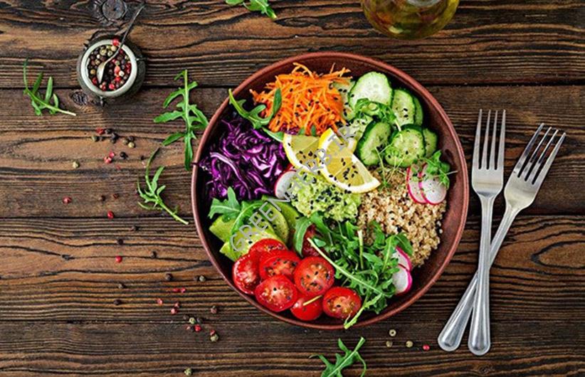 گیاهخواری و آشپزی