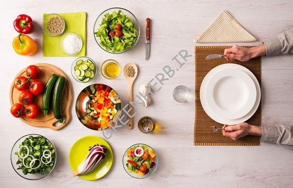 گیاهخواری و استفاده از جو دوسر