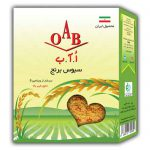 سبوس برنج پودر شده OAB