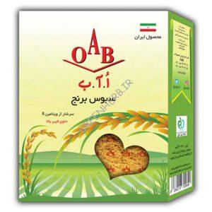 پودر سبوس برنج OAB