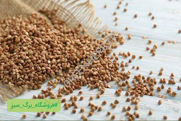 غذا با گندم سیاه : 4 دستور پخت هیجان انگیز!