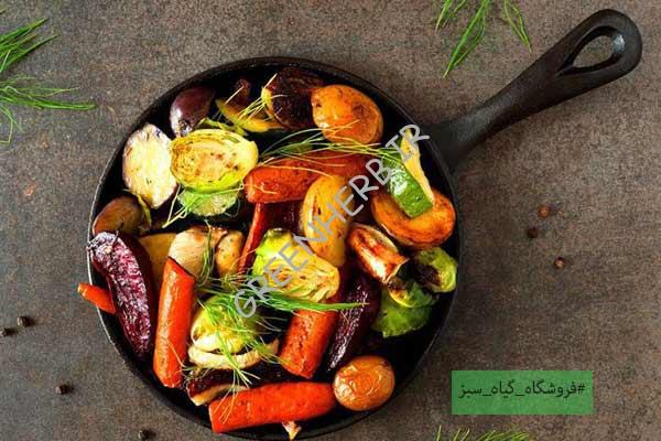 غذای گیاهی : 7 غذایی که ساده آماده می شود!