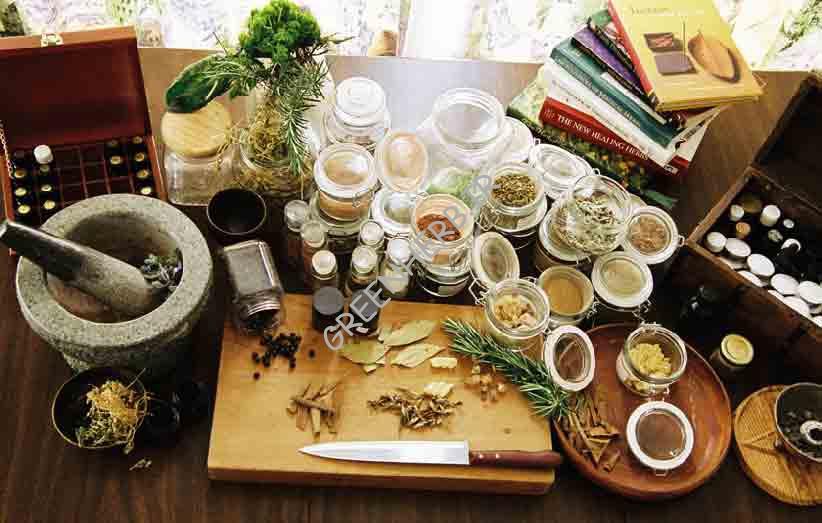 مکمل گیاهی برای لاغری