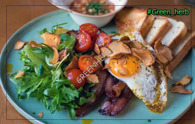 صبحانه ورزشکاران حرفه ای : 10 دستور فوق حرفه ای!