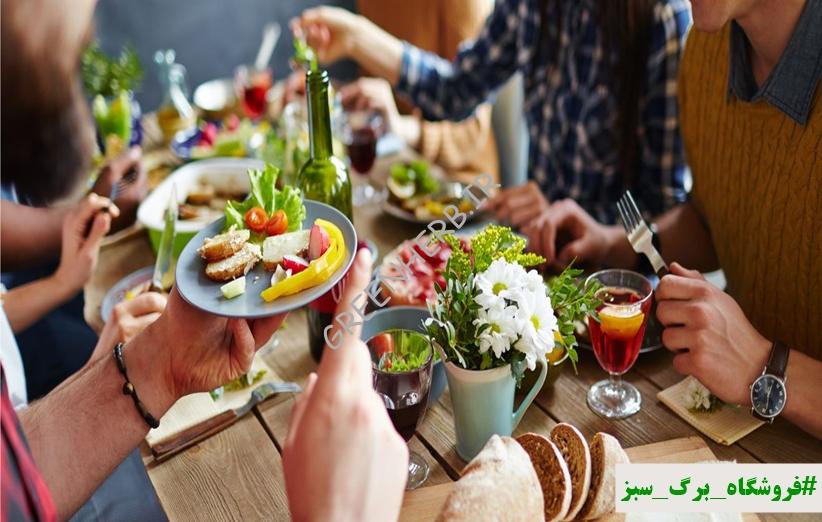 فواید خوردن ناهار : چند نکته که نمی دانستید!