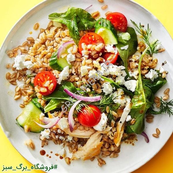 غذا برای رژیم لاغری