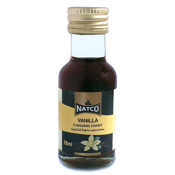 عصاره وانیل Natco