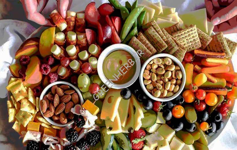 میانوعده سالم : 7 دستور غذای راحت!