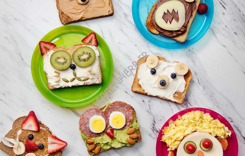 صبحانه برای کودکان : نکات مهم + دستورهای ساده و سالم