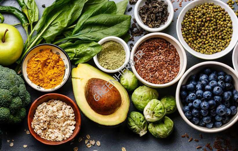پروتئین گیاهی : منابع خوب برای گیاهخواران