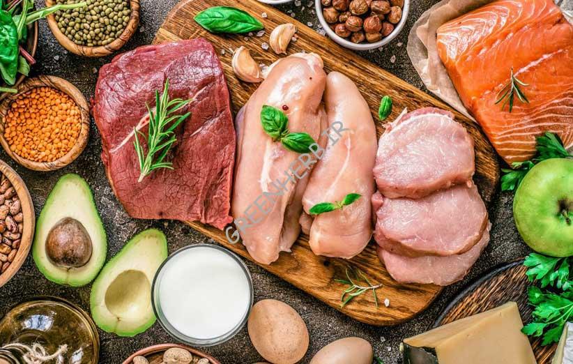 پروتئین در بدنسازی : نکات مهم برای بدنسازان