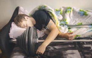 خواب و بدنسازی : موارد مهمی که باید بدانید!