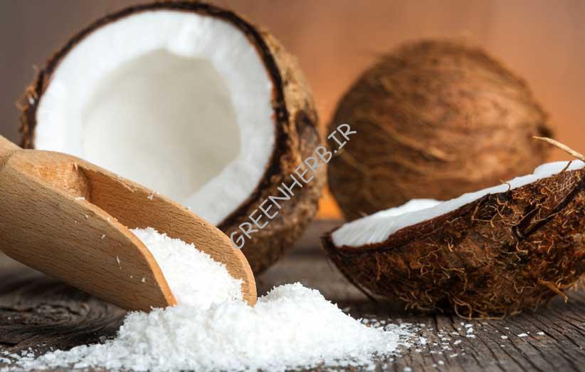 پودر نارگیل چرب در شیرینی پزی : نکات مهم که نمی دانستید!