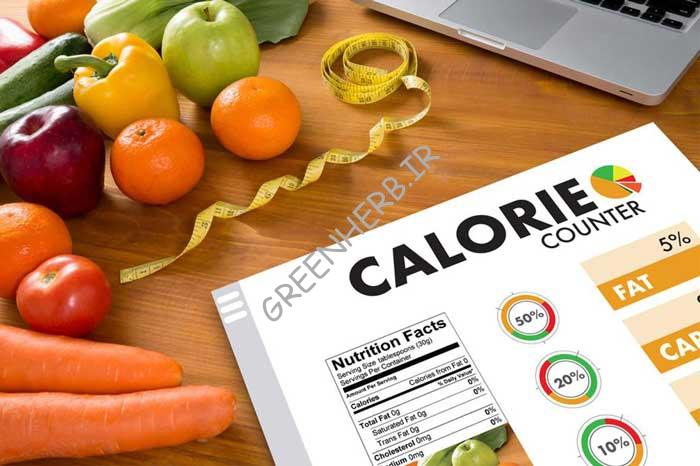 کالری غذا های چاق کننده