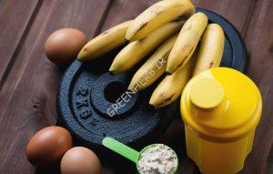 غذا برای افزایش حجم :【لیست کامل + دستورالعمل 】